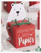Cover-Bild zu Weihnachtsideen aus Papier von Jourdain, Hélène