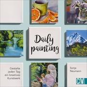 Cover-Bild zu Daily Painting von Neumann, Sonja