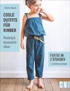 Cover-Bild zu Coole Outfits für Kinder von Alagille, Corinne