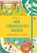 Cover-Bild zu Lacey, Minna: Mein Ferienabenteuer-Tagebuch