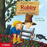 Cover-Bild zu Robby aus der Räuberhöhle. Wer rettet das Paradies? (Audio Download) von Landbeck, Barbara
