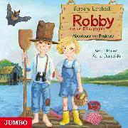 Cover-Bild zu Robby aus der Räuberhöhle. Abenteuer am Badesee (Audio Download) von Landbeck, Barbara