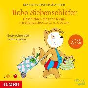 Cover-Bild zu Bobo Siebenschläfer (Audio Download) von Osterwalder, Markus