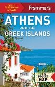 Cover-Bild zu Brewer, Stephen: Frommer's Athens and the Greek Islands (eBook)
