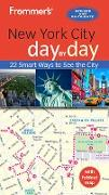 Cover-Bild zu Frommer, Pauline: Frommer's New York City day by day (eBook)