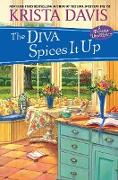 Cover-Bild zu The Diva Spices It Up (eBook) von Davis, Krista