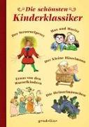 Cover-Bild zu gondolino Kinder- und Abenteuerklassiker (Hrsg.): Die schönsten Kinderklassiker
