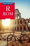 Cover-Bild zu Kilimann, Susanne: Baedeker Reiseführer Rom (eBook)