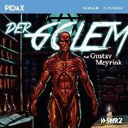 Cover-Bild zu Meyrink, Gustav: Der Golem (Audio Download)