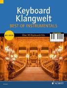 Cover-Bild zu Boarder, Steve (Instr.): Keyboard Klangwelt Best Of Instrumentals