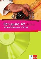 Cover-Bild zu Con gusto. A2 digital. DVD-ROM