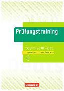 Cover-Bild zu Prüfungstraining DaF. B2 - Goethe-Zertifikat - Neubearbeitung von Maenner, Dieter