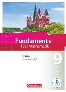 Cover-Bild zu Andreae, Kathrin: Fundamente der Mathematik, Hessen, 9. Schuljahr, Schülerbuch