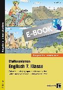 Cover-Bild zu Stationenlernen Englisch 7. Klasse (eBook) von Bojes, Manfred
