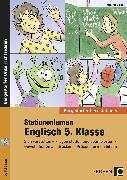 Cover-Bild zu Stationenlernen Englisch 5. Klasse von Bojes, Manfred