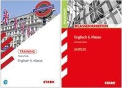 Cover-Bild zu STARK Englisch 6. Klasse Realschule - Klassenarbeiten + Training von Jenkinson, Paul