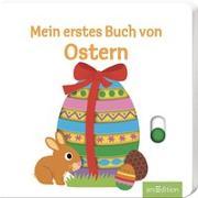 Cover-Bild zu Choux, Nathalie (Illustr.): Mein erstes Buch von Ostern