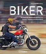 Cover-Bild zu Biker von von Wartenberg, Henry