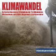 Cover-Bild zu Klimawandel - Hördokumentation