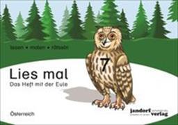 Cover-Bild zu Lies mal! Heft 7 (Ausgabe Österreich) von Wachendorf, Peter
