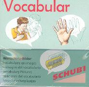 Cover-Bild zu Vocabular Wortschatzbilder - Körper, Körperpflege, Gesundheit von Lehnert, Susanne