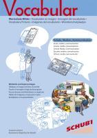 Cover-Bild zu Vocabular - Schule, Medien, Kommunikation von Lehnert, Susanne