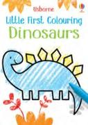 Cover-Bild zu Little First Colouring Dinosaurs von Robson, Kirsteen