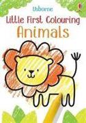 Cover-Bild zu Little First Colouring Animals von Robson, Kirsteen