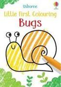 Cover-Bild zu Little First Colouring Bugs von Robson, Kirsteen