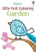 Cover-Bild zu Little First Colouring Garden von Robson, Kirsteen