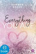 Cover-Bild zu Green, Summer: Everything you are (eBook)