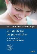 Cover-Bild zu Soziale Phobie bei Jugendlichen (eBook) von Stangier, Ulrich