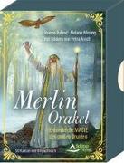 Cover-Bild zu Merlin-Orakel - Entdecke die Magie des großen Druiden