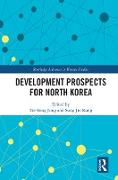Cover-Bild zu Jung, Tae Yong (Hrsg.): Development Prospects for North Korea (eBook)