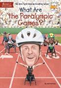 Cover-Bild zu What Are the Paralympic Games? (eBook) von Herman, Gail