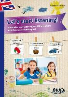 Cover-Bild zu Let's start listening von Sternitzke, Susanne