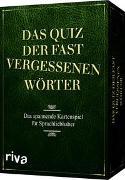 Cover-Bild zu Cnyrim, Petra: Das Quiz der fast vergessenen Wörter