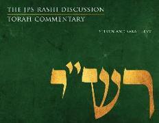 Cover-Bild zu Levy, Sarah: The JPS Rashi Discussion Torah Commentary