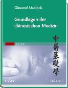 Cover-Bild zu Grundlagen der chinesischen Medizin von Maciocia, Giovanni