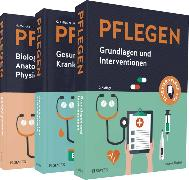 Cover-Bild zu PFLEGEN Lernpaket von Menche, Nicole