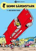 Cover-Bild zu Peyo: Benni Bärenstark 01. Die roten Taxis