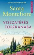 Cover-Bild zu Montefiore, Santa: Visszatérés Toszkánába (eBook)