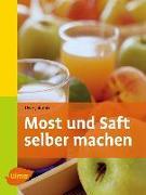Cover-Bild zu Jakubik, Uwe: Most und Saft selber machen (eBook)