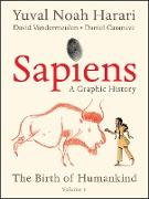Cover-Bild zu Sapiens: A Graphic History von Harari, Yuval Noah