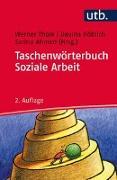 Cover-Bild zu Taschenwörterbuch Soziale Arbeit von Thole, Werner (Hrsg.)