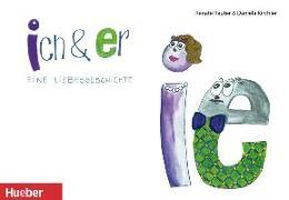 Cover-Bild zu ich & er von Rauter, Renate