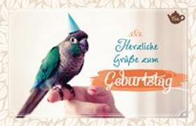 Cover-Bild zu Engeln, Reinhard (Gestaltet): Herzliche Grüße zum Geburtstag