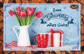 Cover-Bild zu Engeln, Reinhard (Gestaltet): Zum Geburtstag alles Gute!