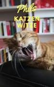 Cover-Bild zu 52 - süße Katzenwitze (eBook)