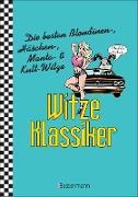 Cover-Bild zu Witze-Klassiker. Die besten Blondinen-, Häschen-, Manta-, Chuck-Norris-, Trabiwitze und viele mehr (eBook)